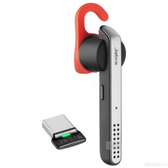 Jabra Stealth UC MS Bluetooth гарнитура ( 5578-230-309 )